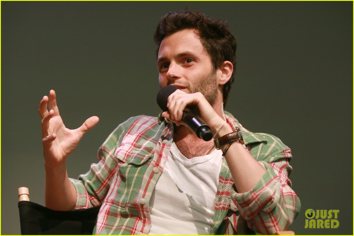 penn badgley greetings from tim buckley apple event 122858309
