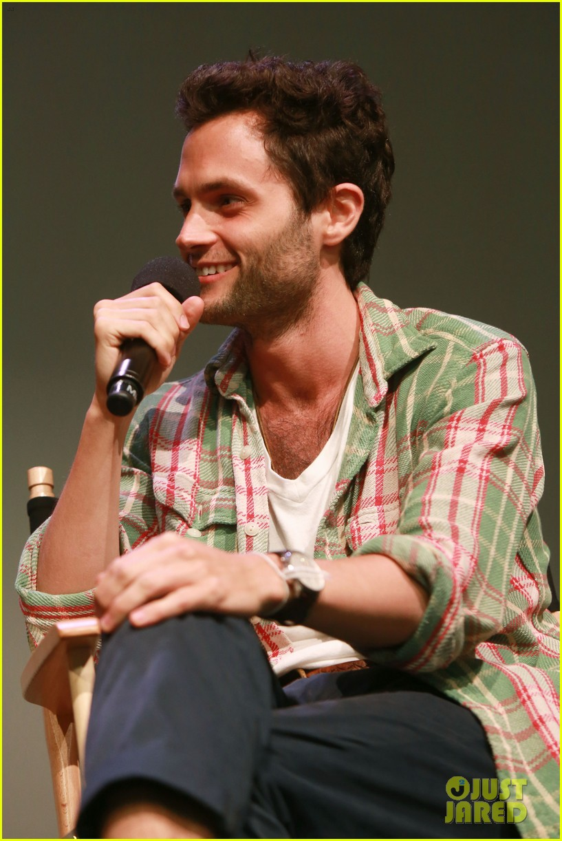 penn badgley greetings from tim buckley apple event 172858314