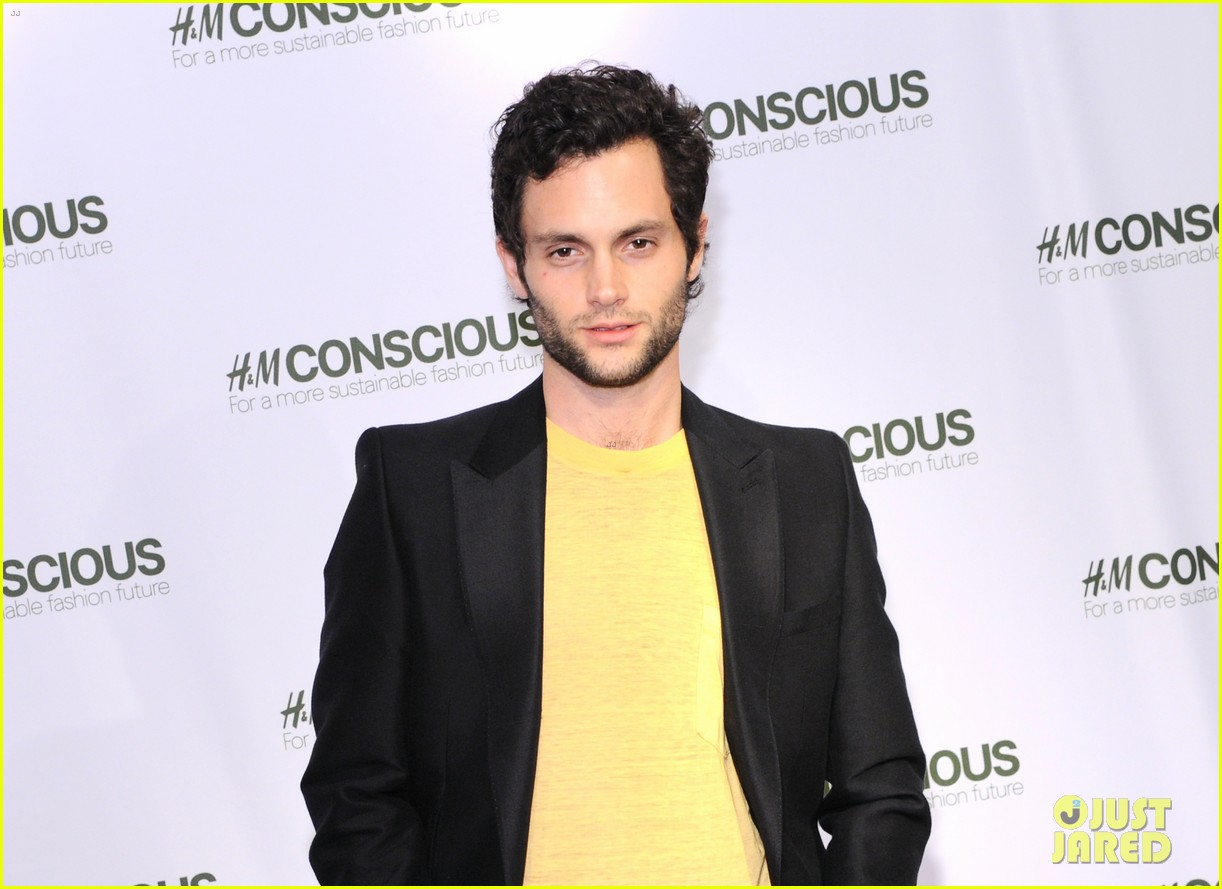 penn badgley victoria justice hm collection launches 08