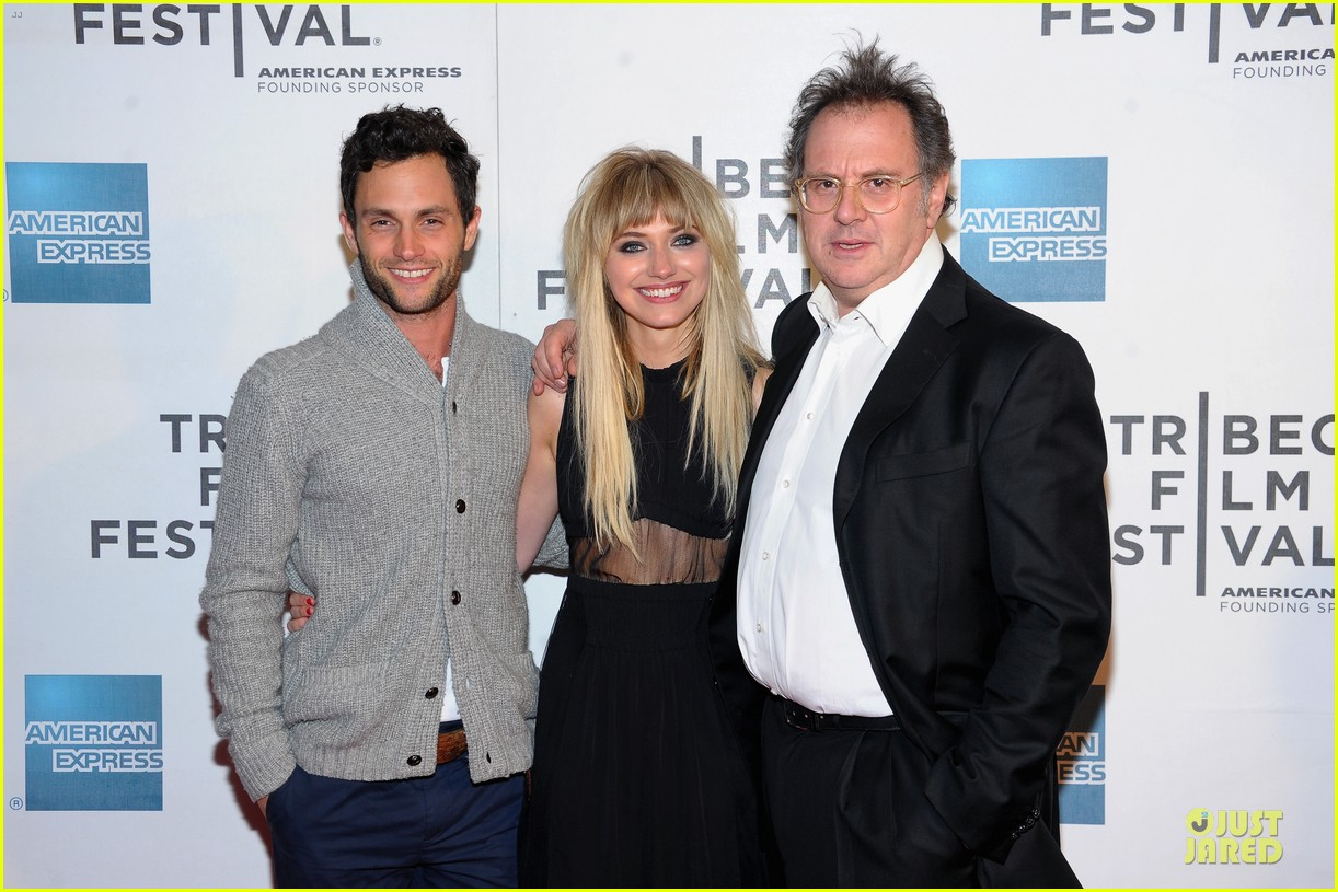 penn badgley imogen poots greetings from tim buckley tribeca premiere 022856750