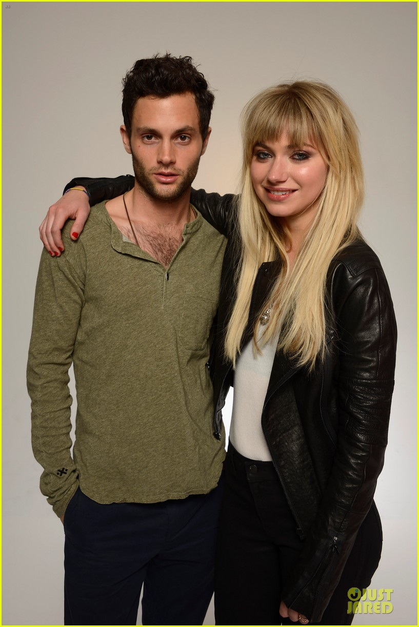 penn badgley imogen poots greetings from tim buckley tribeca premiere 05