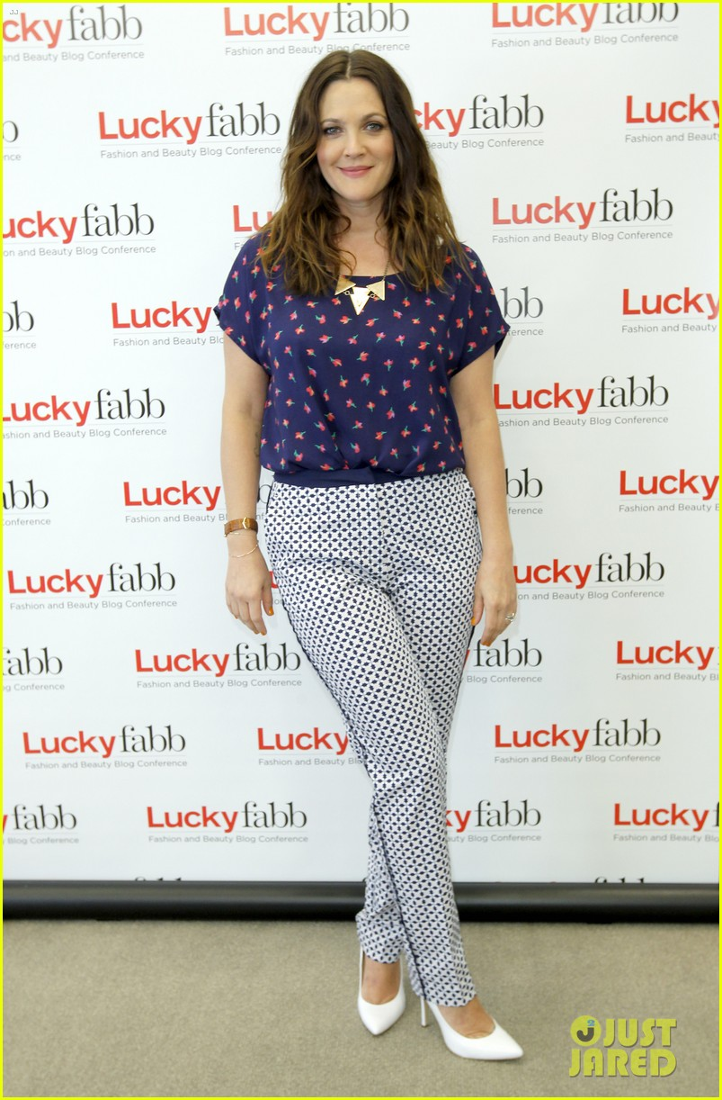 drew barrymore julianne hough luckyfabb event 012843536