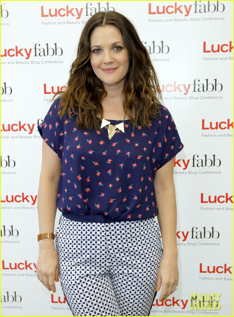 drew barrymore julianne hough luckyfabb event 10