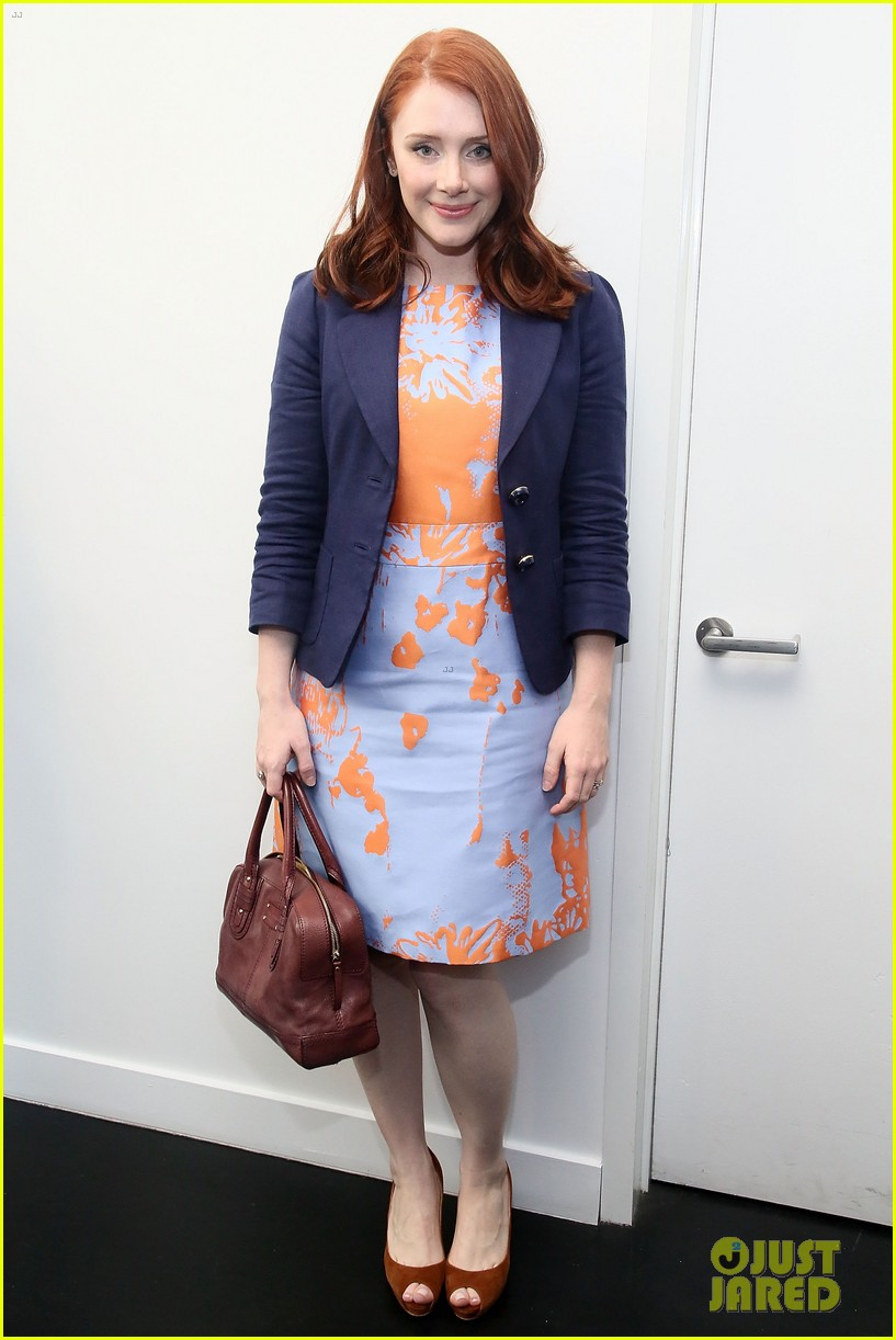 bryce dallas howard womens filmmaker brunch at tribeca 01