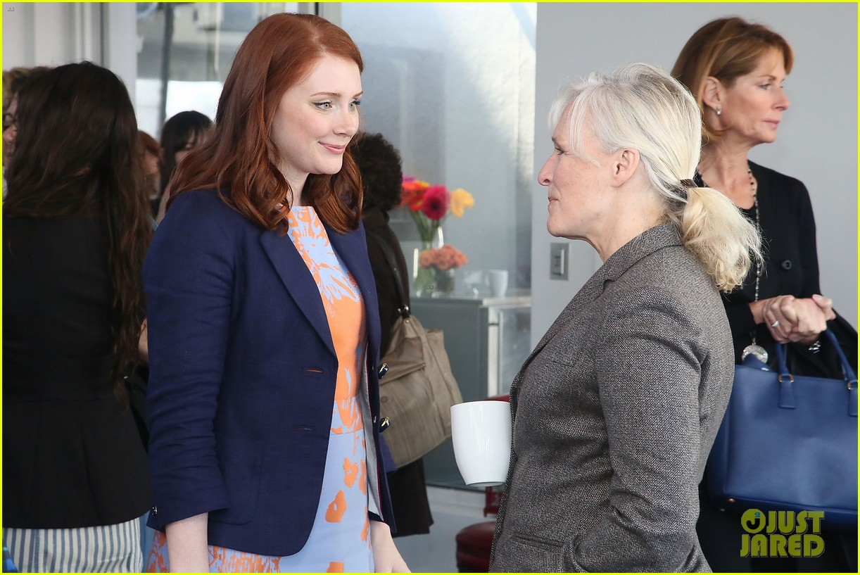 bryce dallas howard womens filmmaker brunch at tribeca 18