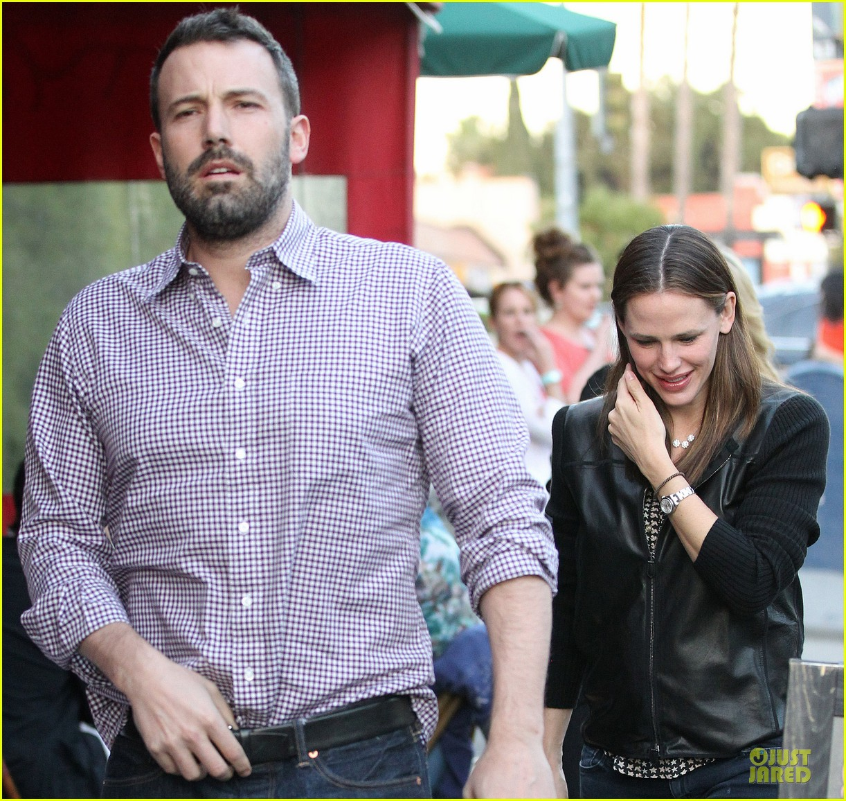 jennifer garner ben affleck hollywood dinner date 34