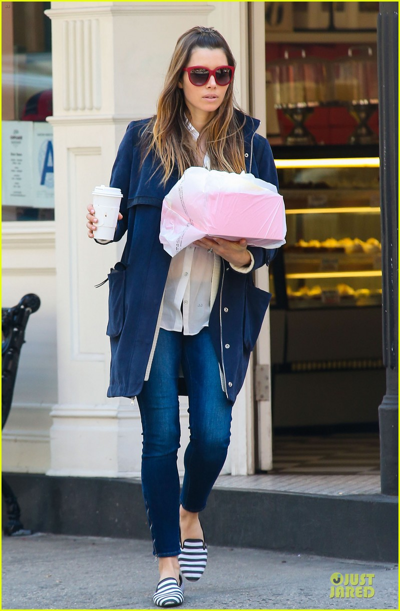jessica biel its okay to have a margarita now 13