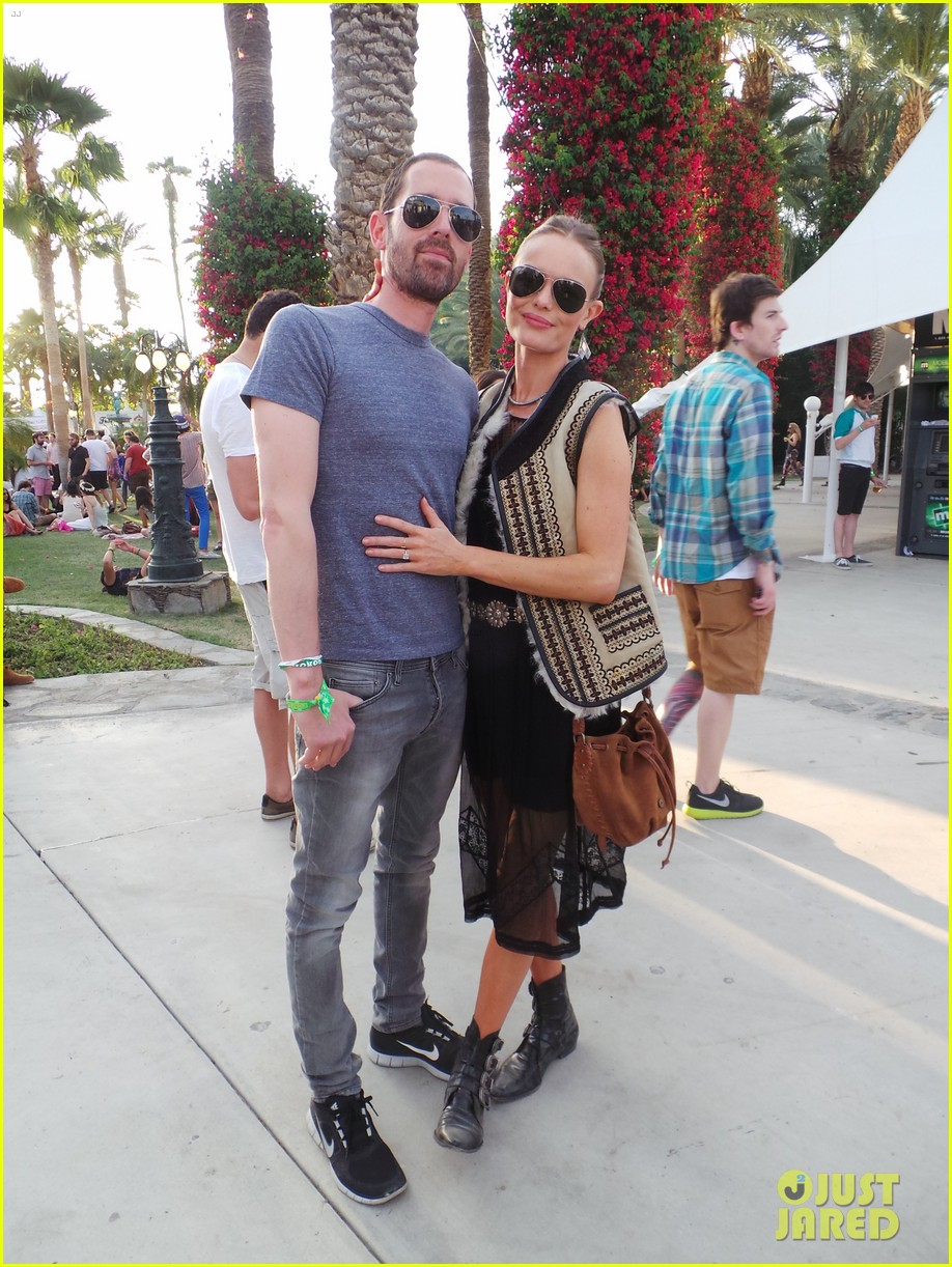 kate bosworth michael polish topshop twosome at coachella 06