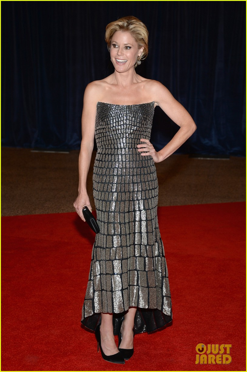 julie bowen eric stonestreet white house correspondents dinner 2013 01