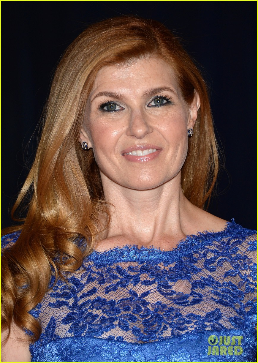 connie britton white house correspondents dinner 2013 02
