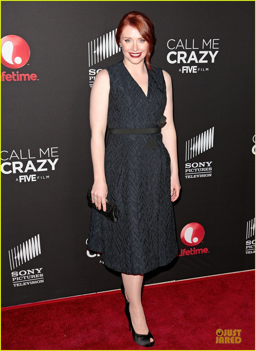 bryce dallas howard jennifer hudson call me premiere 082851737