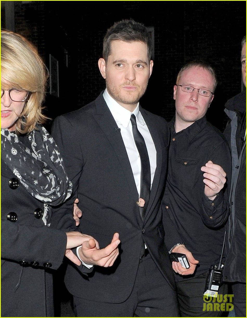michael buble i want to be an actor 15