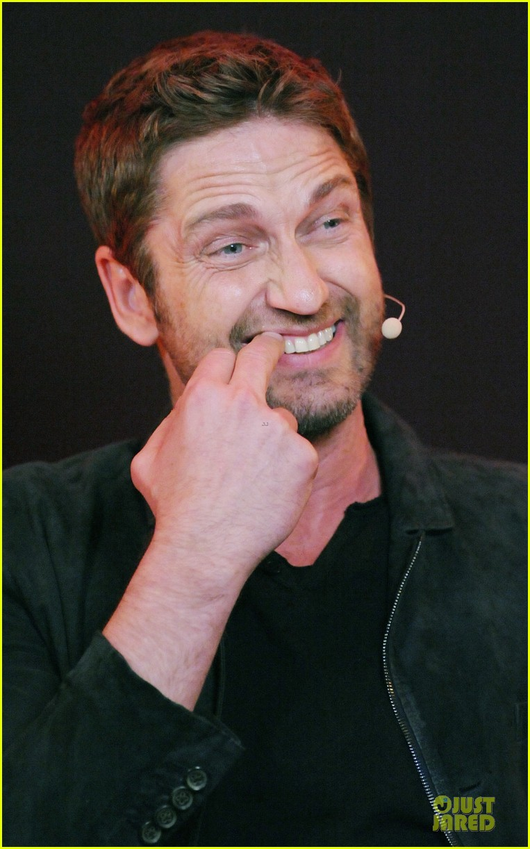 gerard butler olympus has fallen qa in london 082842134