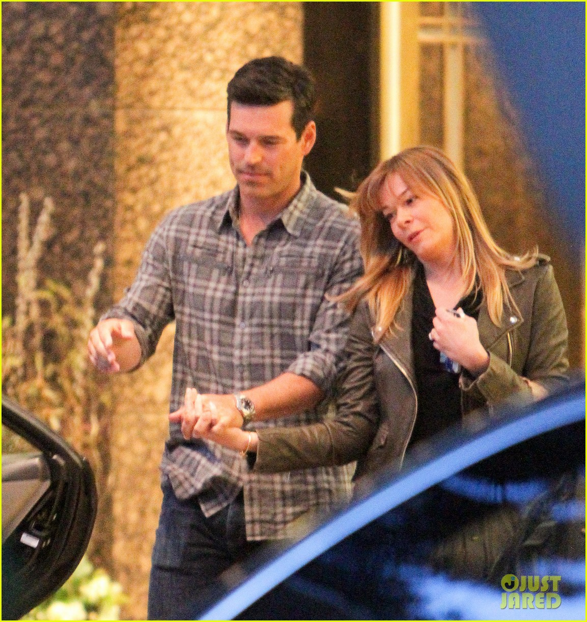 eddie cibrian leann rimes second wedding anniversary celebration 11