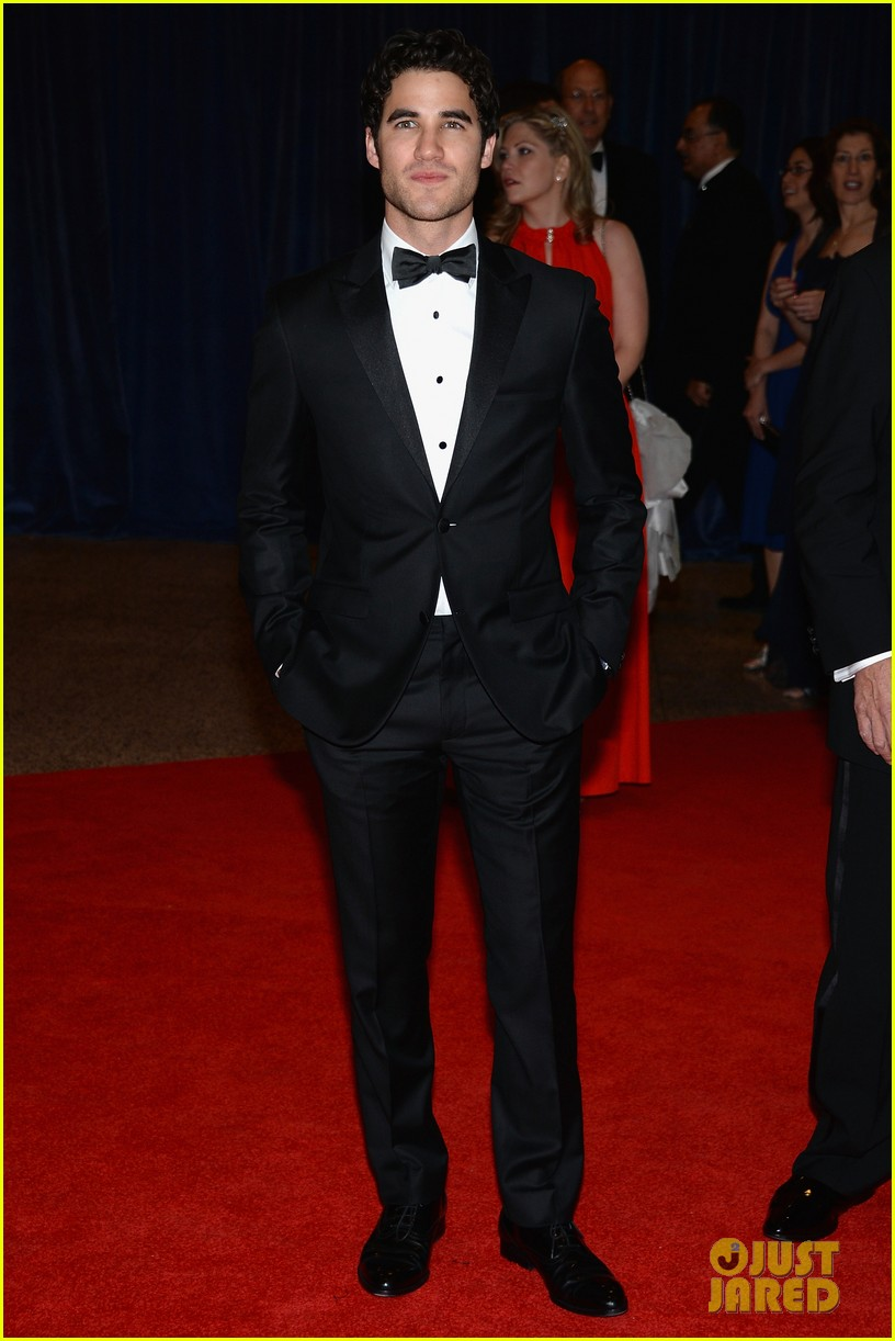 darren criss kevin mchale white house correspondents dinner 2013 012859617