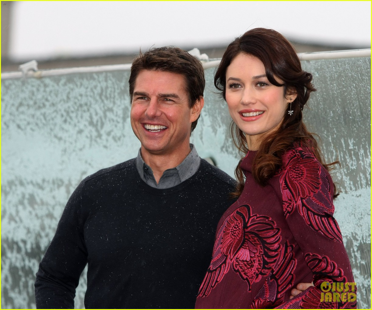 tom cruise olga kurylenko oblivion moscow photo call 072841459