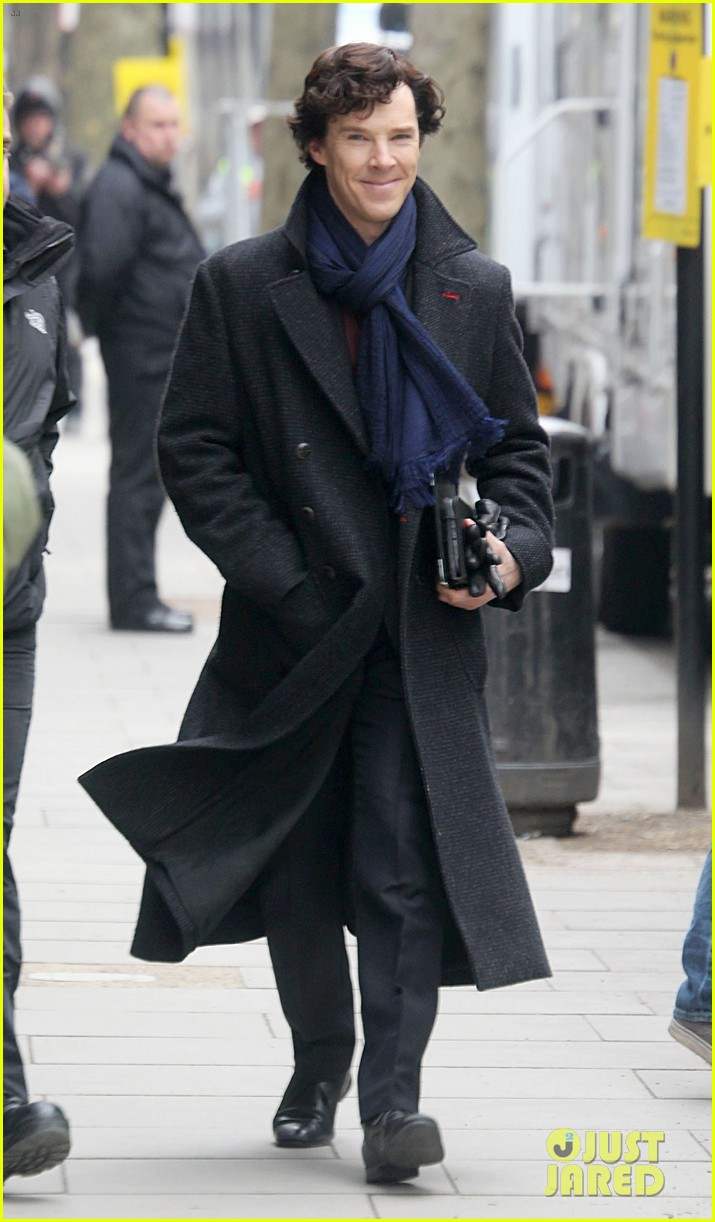 benedict cumberbatch sherlock set with martin freeman 01
