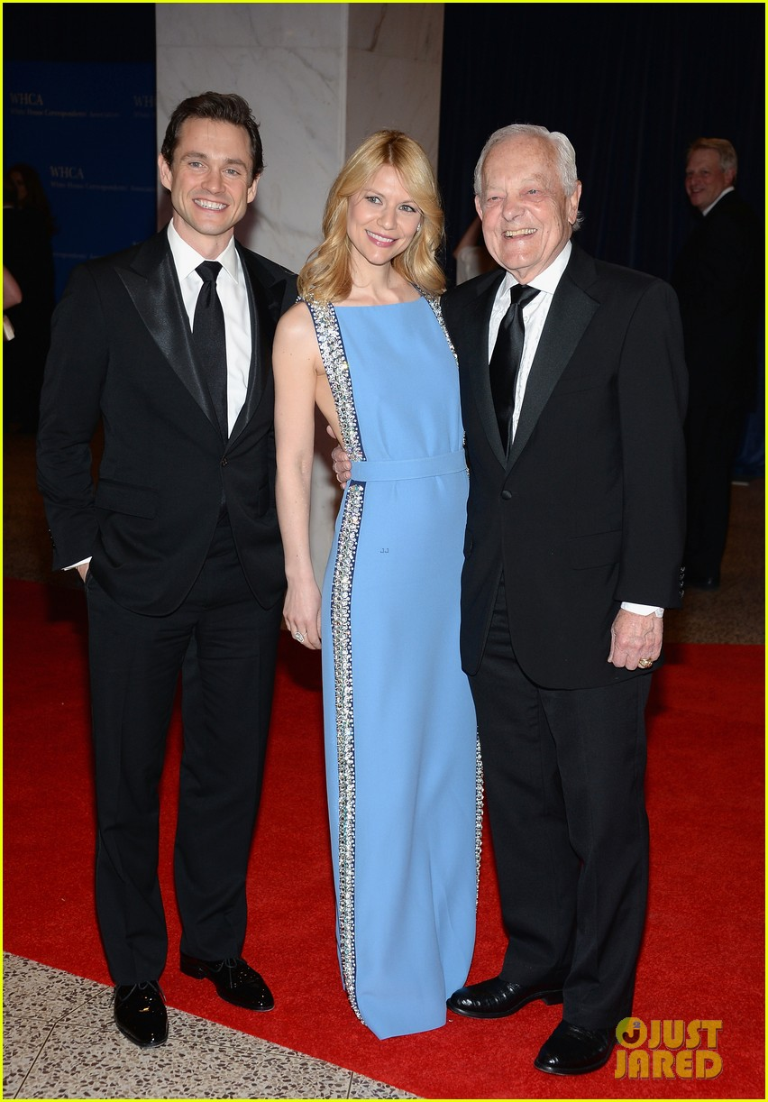 claire danes hugh dancy white house correspondents dinner 2013 02