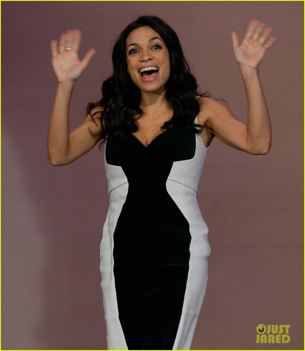 rosario dawson tonight show with jay leno visit 042843092