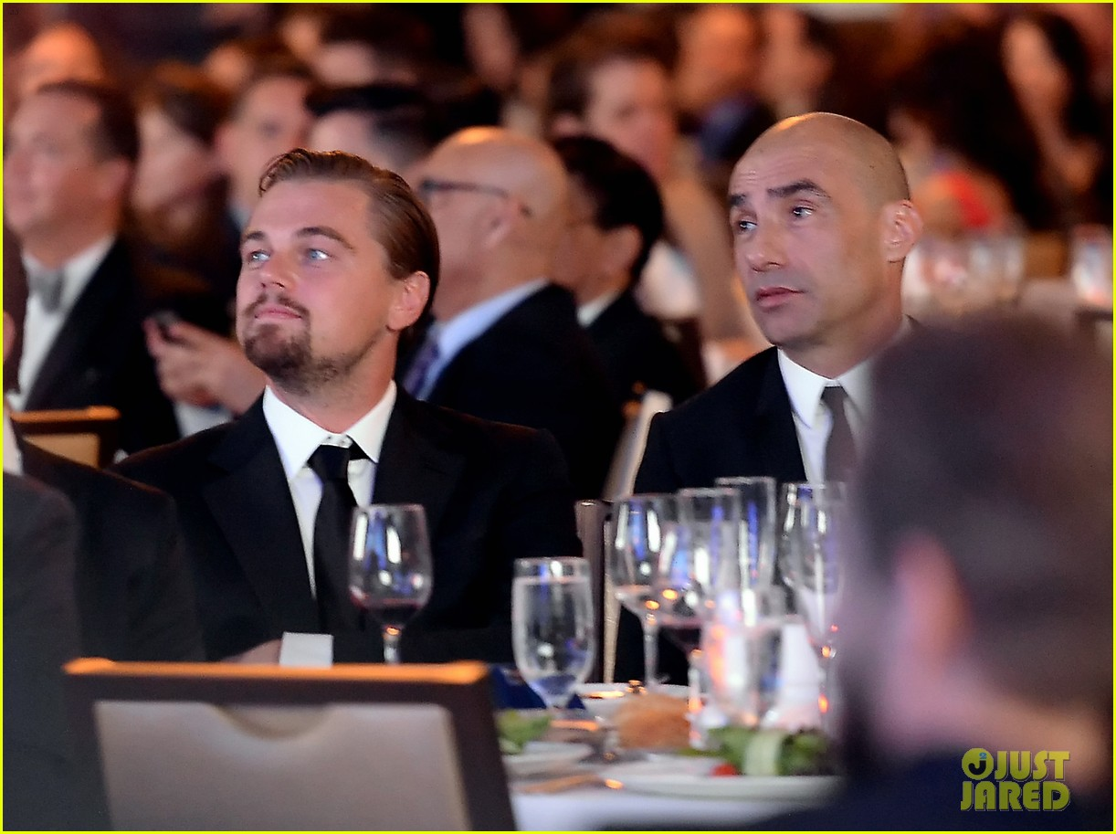 leonardo dicaprio tobey maguire glaad media awards 2013 07