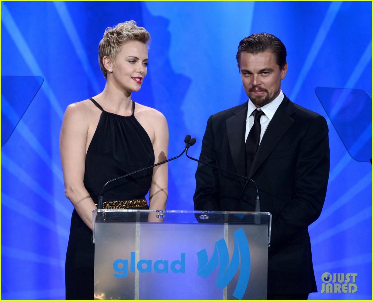 leonardo dicaprio tobey maguire glaad media awards 2013 18