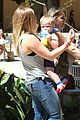 hilary duff sunny afternoons with baby luca 16