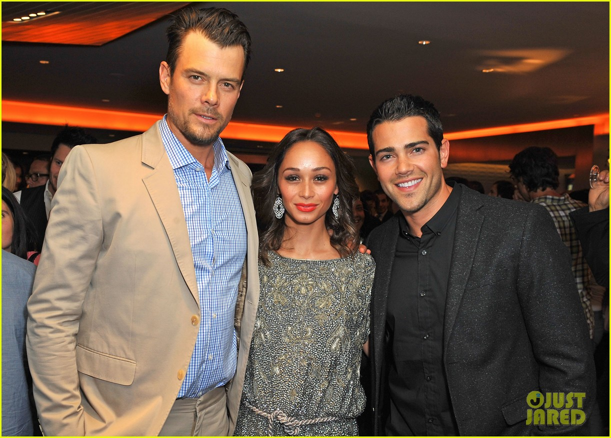 josh duhamel planet ocean launch 022853550