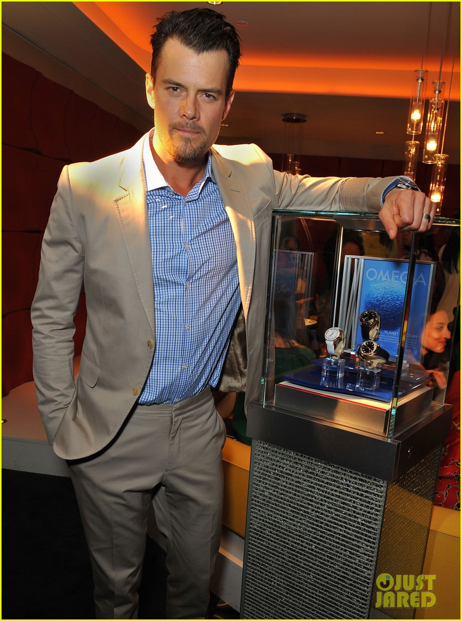 josh duhamel planet ocean launch 082853556
