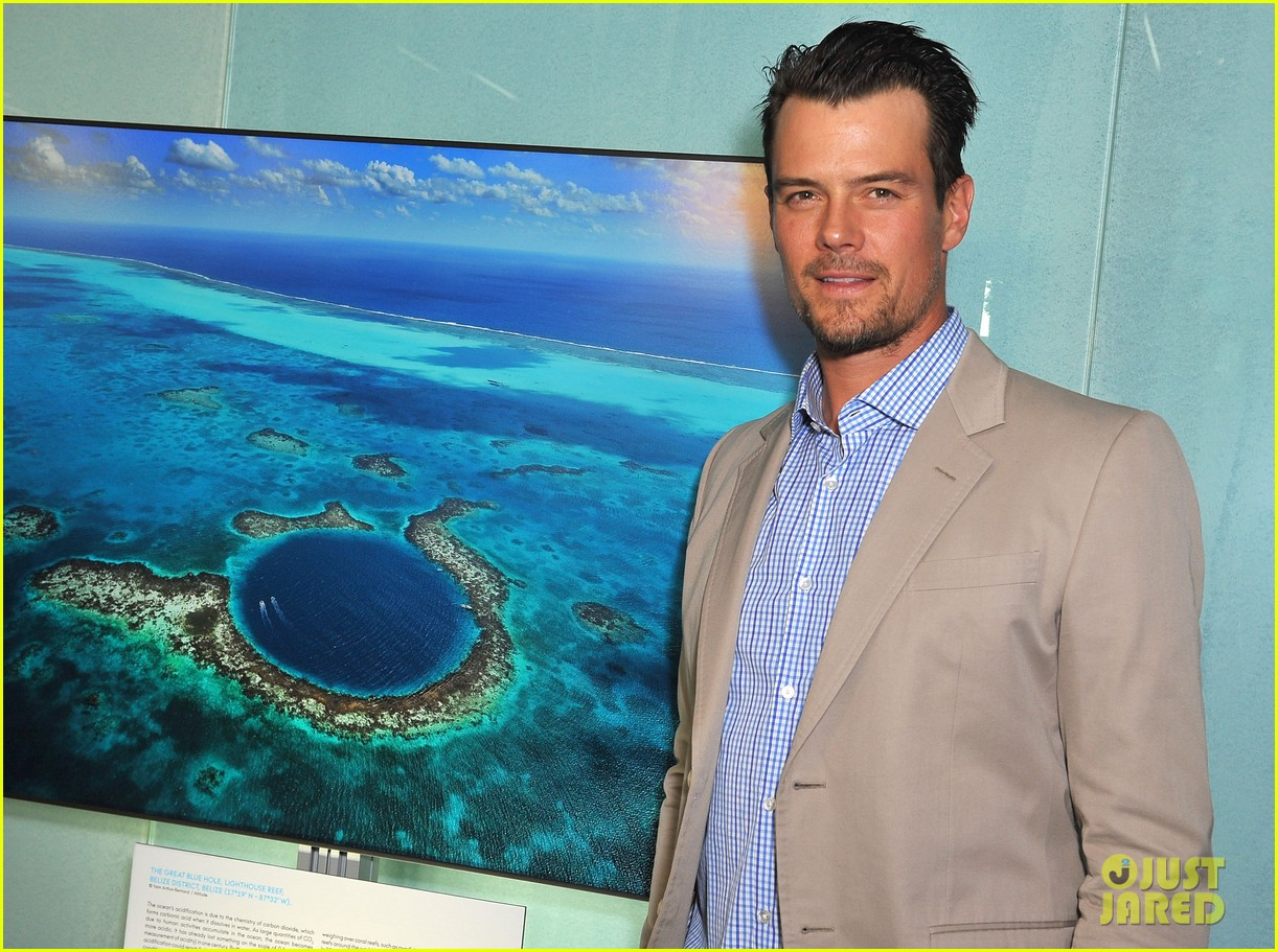 josh duhamel planet ocean launch 13