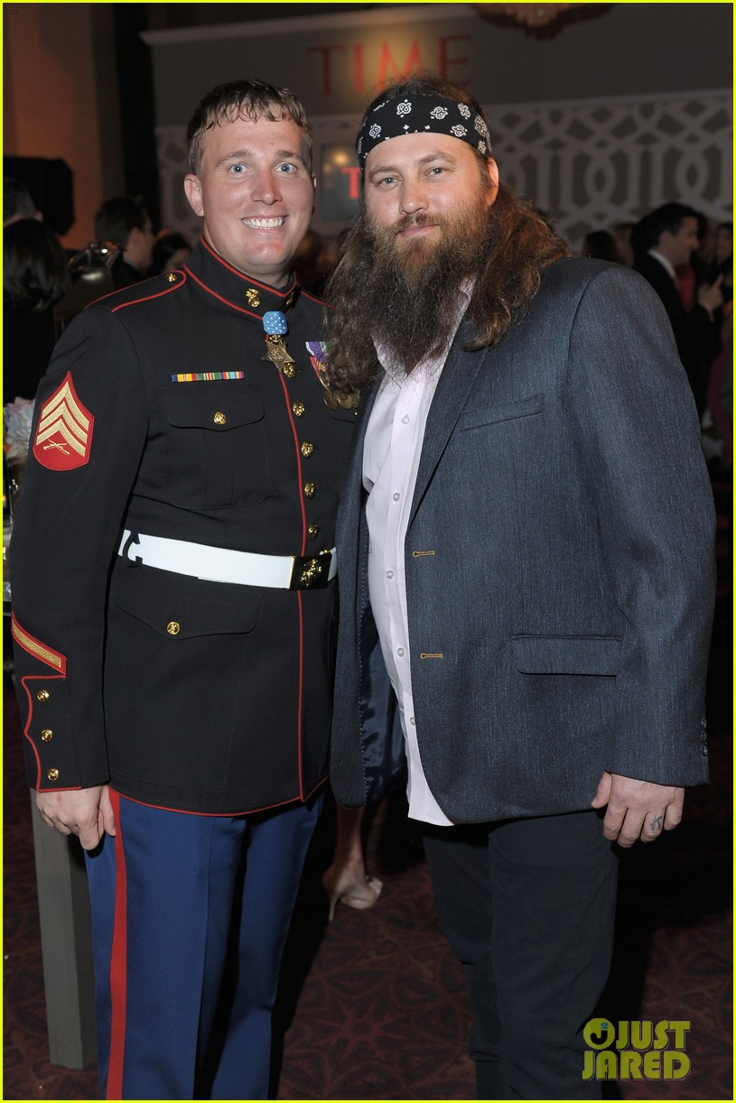 duck dynasty stars white house correspondents dinner 2013 092859635
