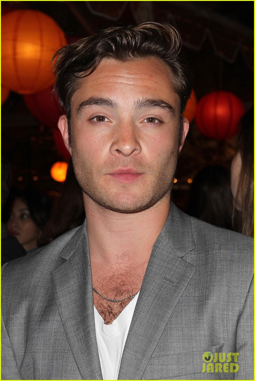 ed westwick jessica szohr city year los angeles fundraiser 2013 10