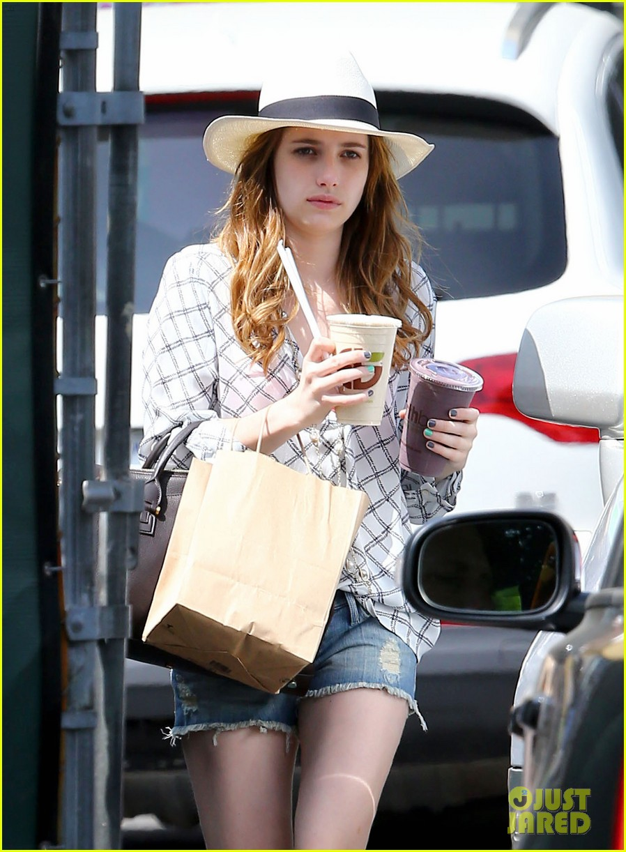 emma roberts delirium filming wrapped 04