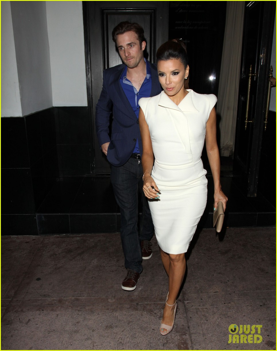 eva longoria beso dinner with ernesto arguello 05