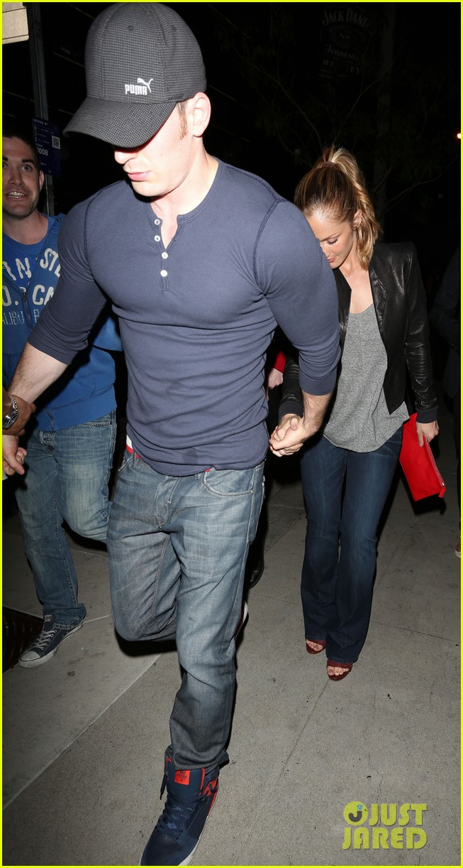chris evans minka kelly bootsy bellows with cam gigandet 032859890