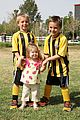 kevin federline cheers sean preston jayden james soccer games 03