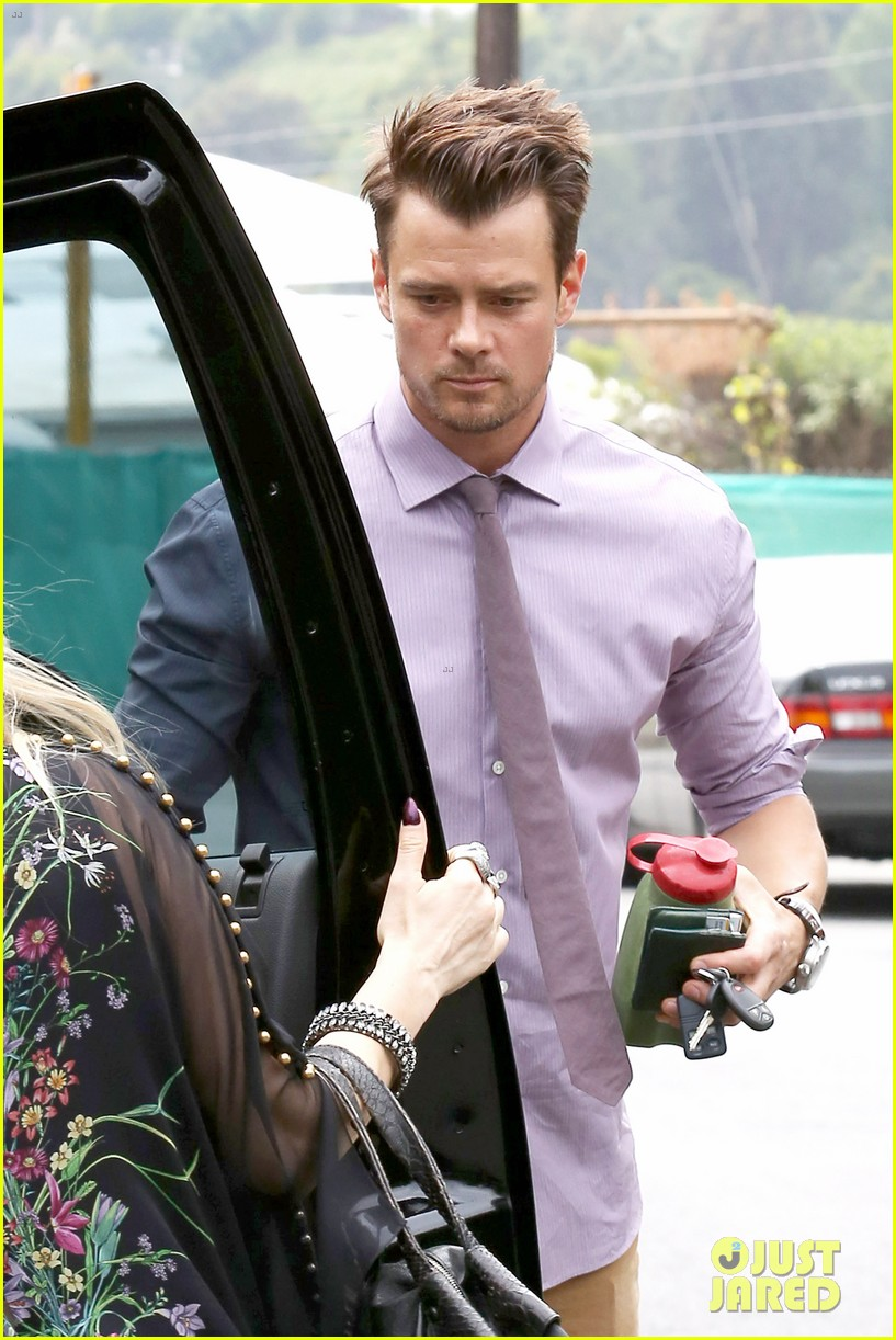fergie josh duhamel easter sunday church goers 282841124