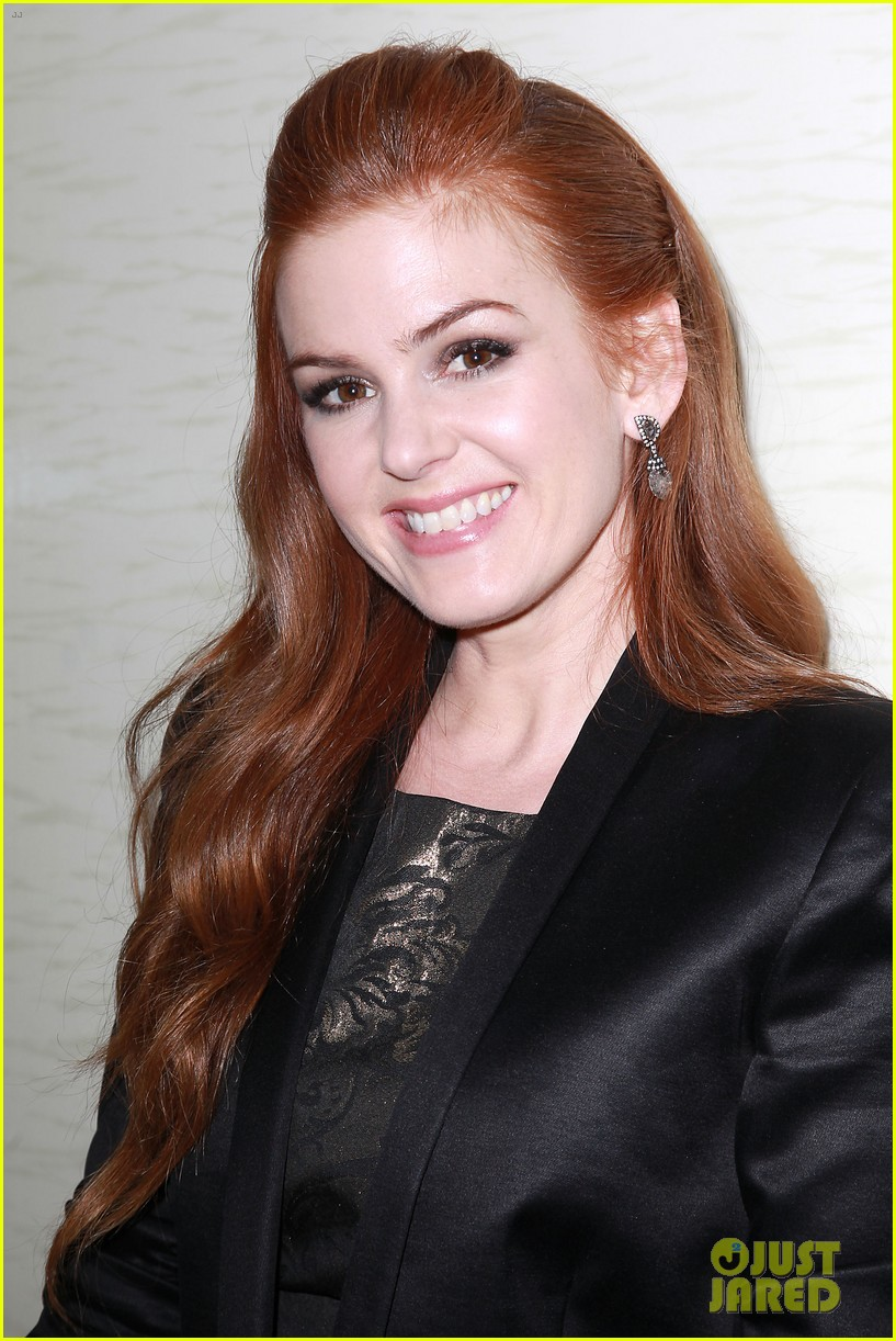 isla fisher gotham magazine cover party 022859018
