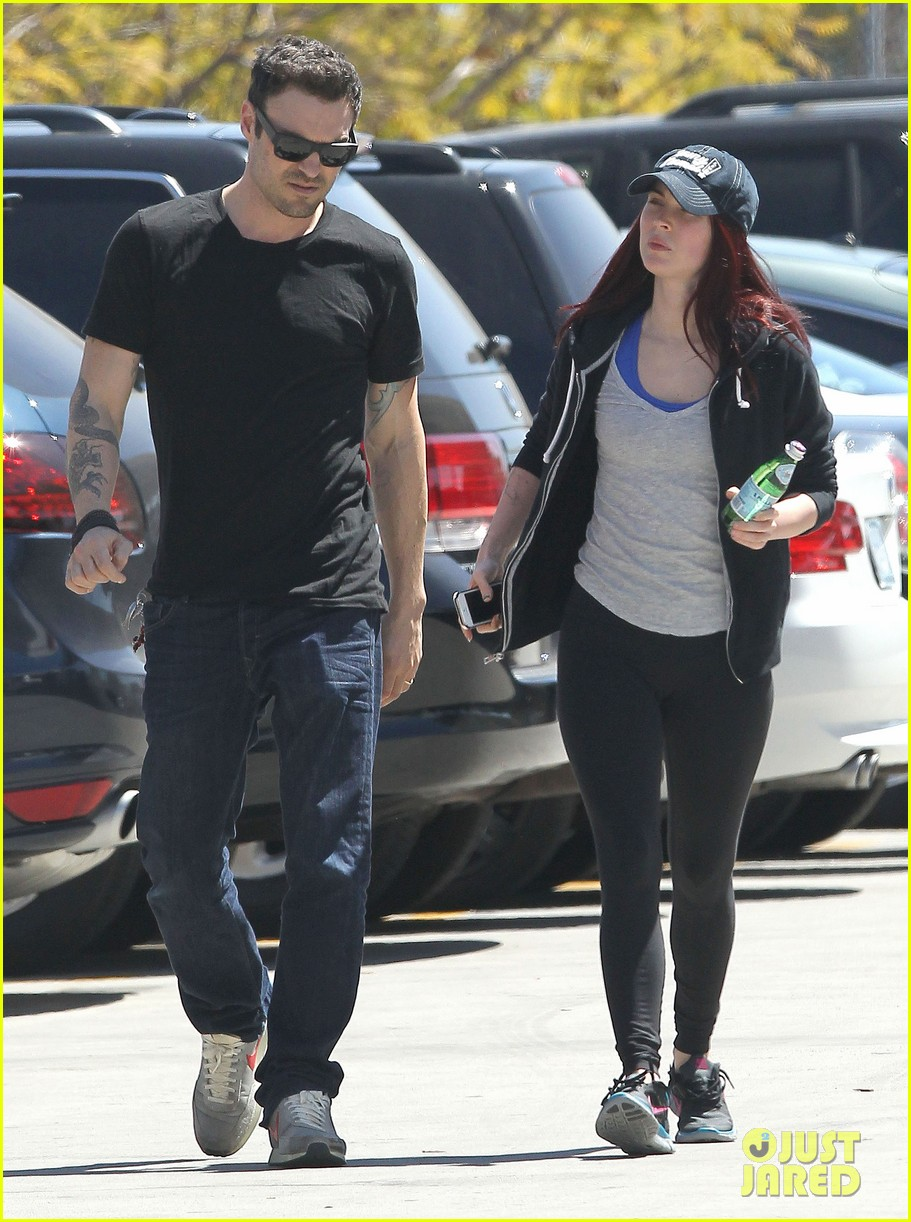 megan fox brian austin green sunday lunch lovebirds 08