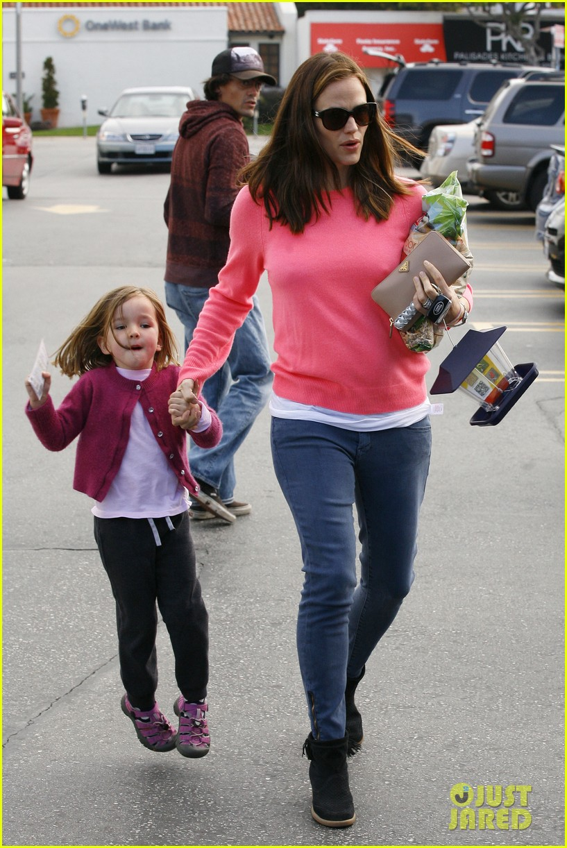 jennifer garner ben affleck cavalia odysseo with the kids 052844773