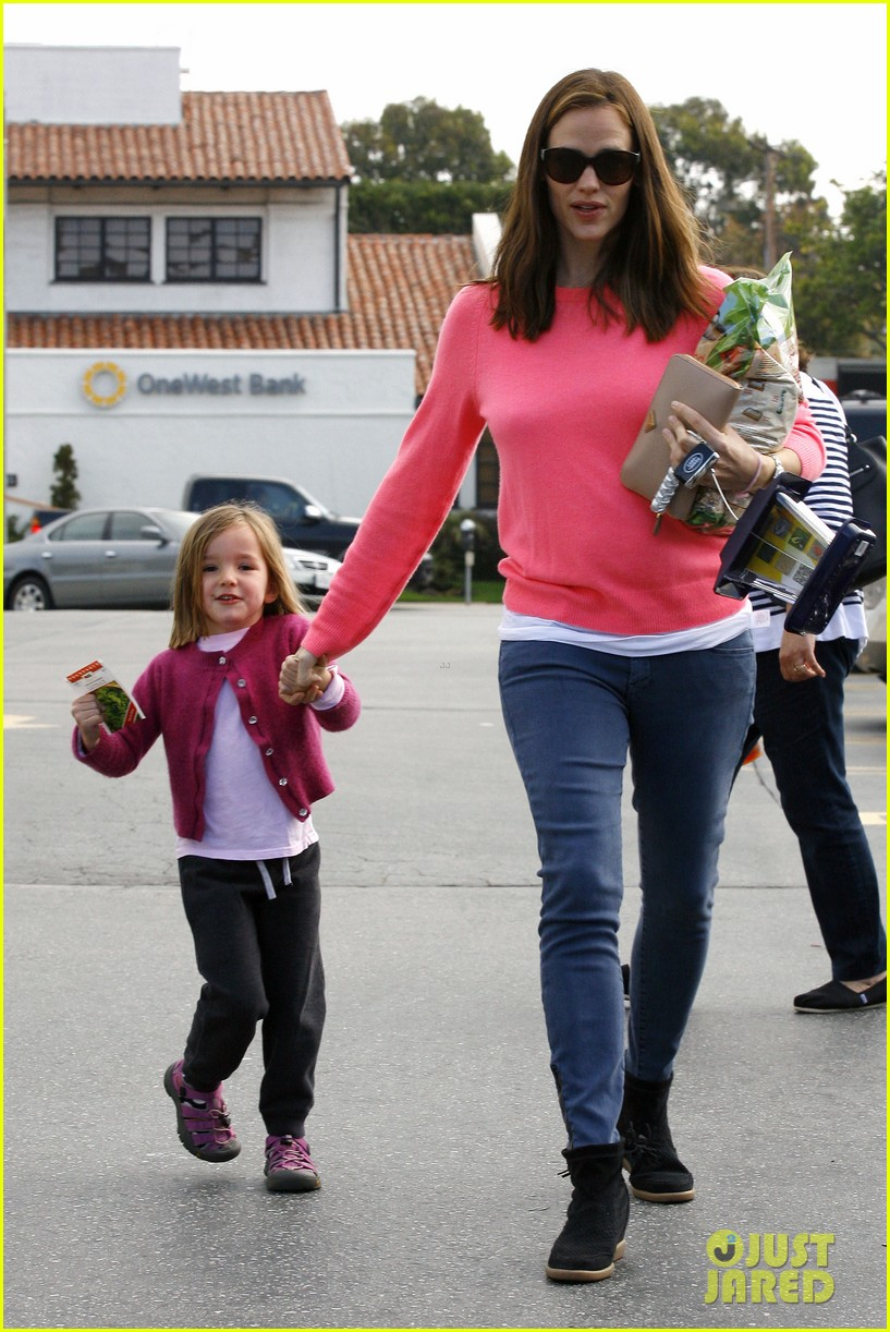 jennifer garner ben affleck cavalia odysseo with the kids 102844778