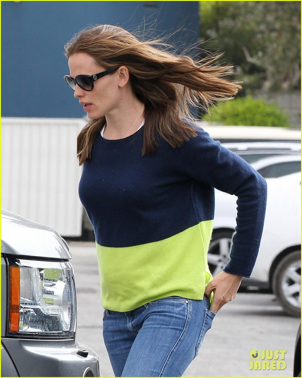 jennifer garner ben affleck weekend shopping with the girls 312855049