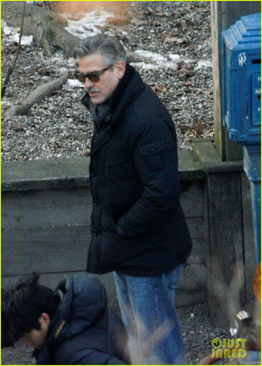 george clooney matt damon the monuments men in berlin 152843282