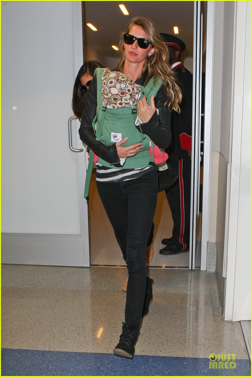 gisele bundchen vivian lax departure after earth day 10