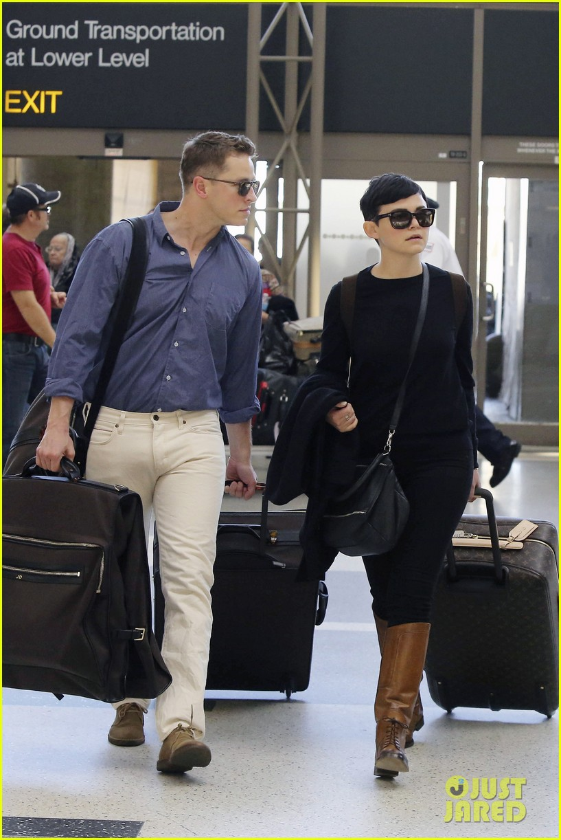 ginnifer goodwin josh dallas lax lovebirds 132856520