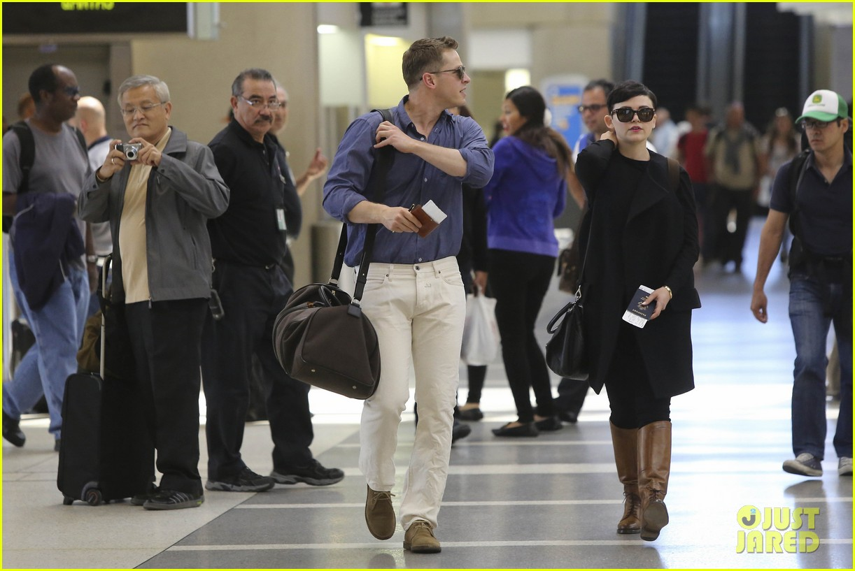ginnifer goodwin josh dallas lax lovebirds 212856528