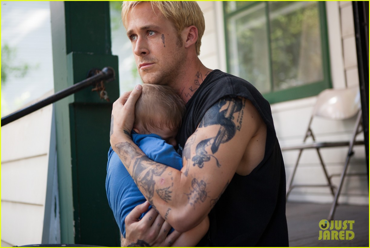 ryan gosling shirtless in place beyond the pines exclusive still 042848009
