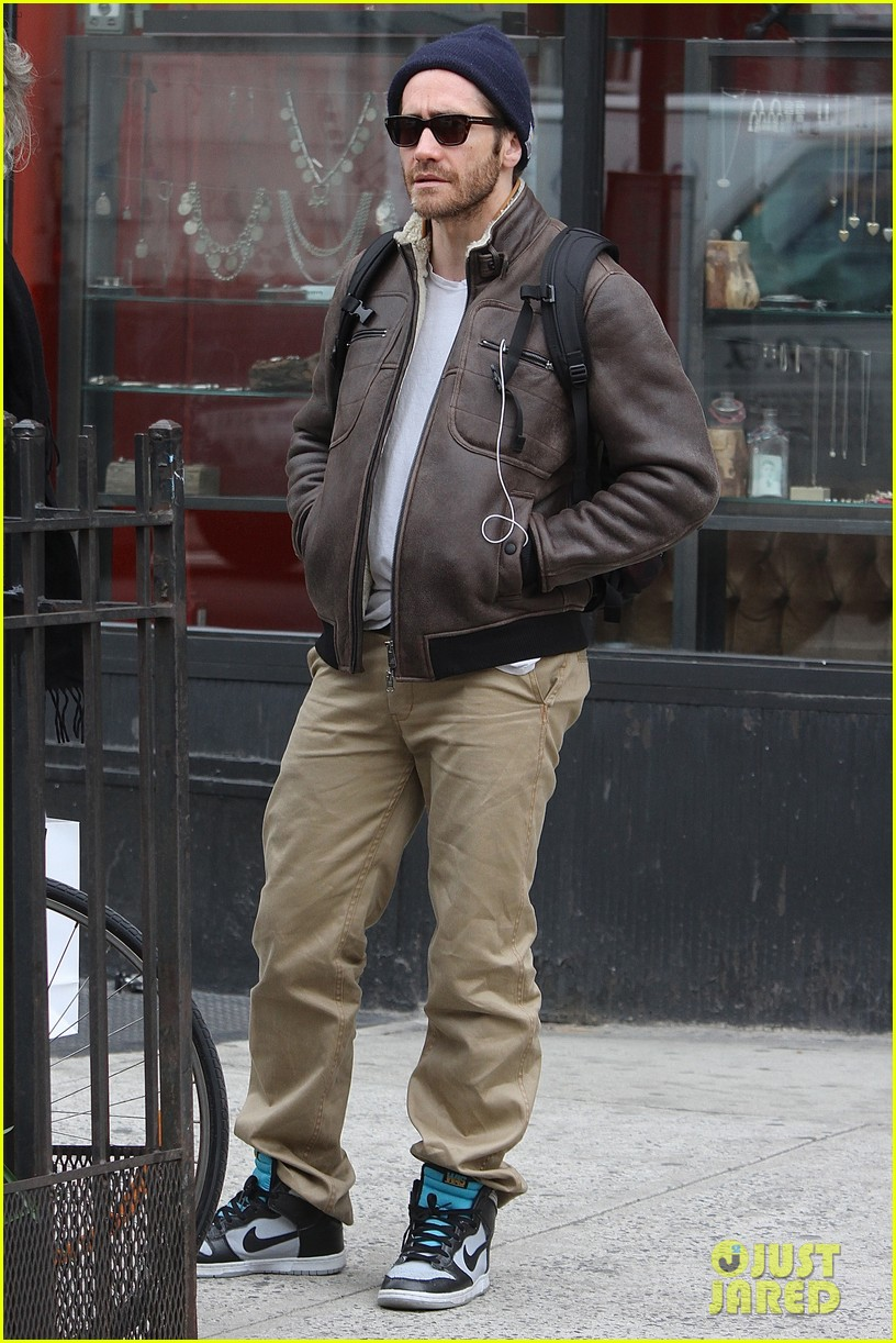 jake gyllenhaal drama league awards nominee 03