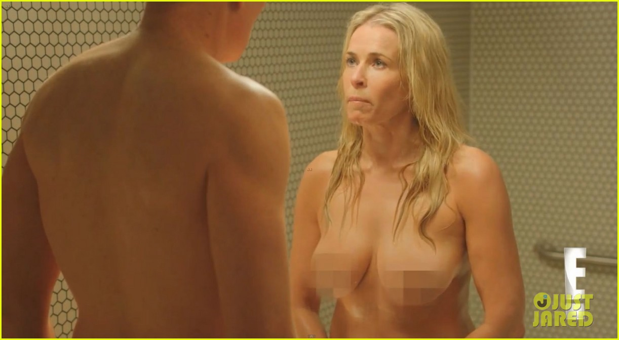 chelsea handler conan obrien nude shower video 01