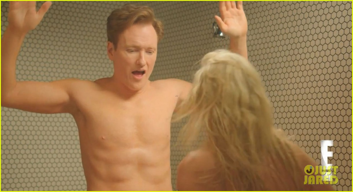 chelsea handler conan obrien nude shower video 032843010