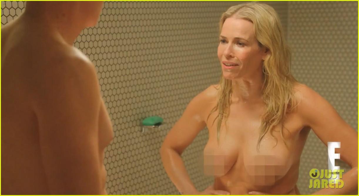 chelsea handler conan obrien nude shower video 06